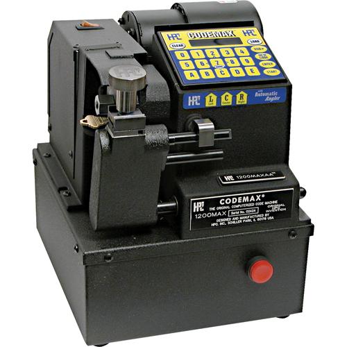 HPC 1200MAX Code Max Key Machine