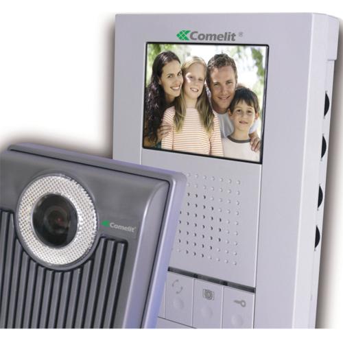 Comelit HFX-700M Color Master Monitor Door Bell Kit