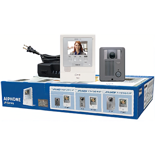 Aiphone JFS-2AED Hands Free Color Video Standard Set