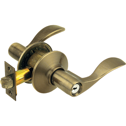 Schlage F51AACC609 16-211 Entry Lever Accent Grade2 Ka4