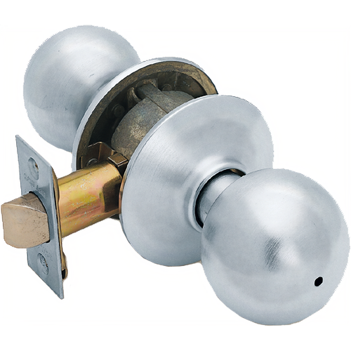 Schlage F40ORB626 16-080 Privacy Orbit Knob Grade2