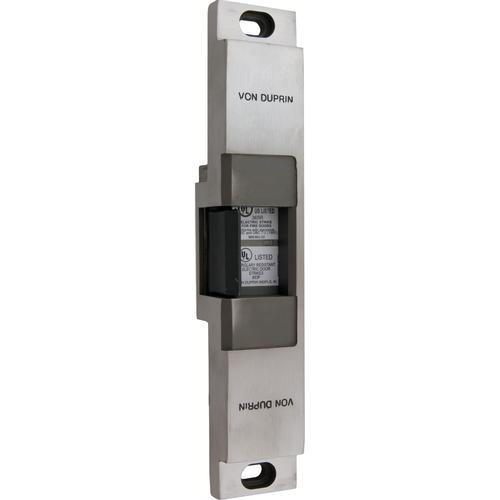 Von Duprin 6112-630-24VDC-FSE Electric Strike Rim Exit Device