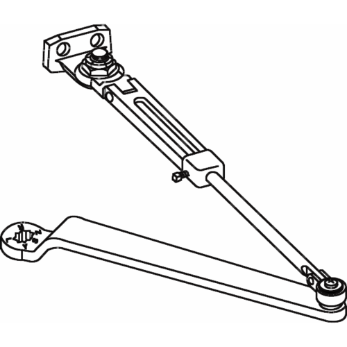 Norton 7701-3 689 Door Controls Door Closer Arms