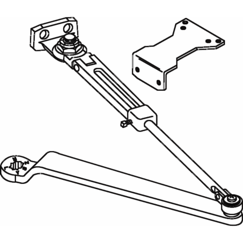 Norton 7701-8 689 Door Controls Door Closer Arms