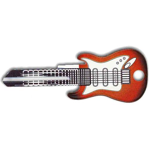 Rockin Keys 3663 Kw1 Sunburst Fender Guitar Key