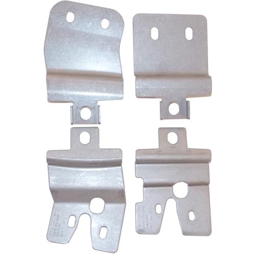 Slick Locks GM-FVK-1 Gm Van Kit Hinged Doors Less Padlock