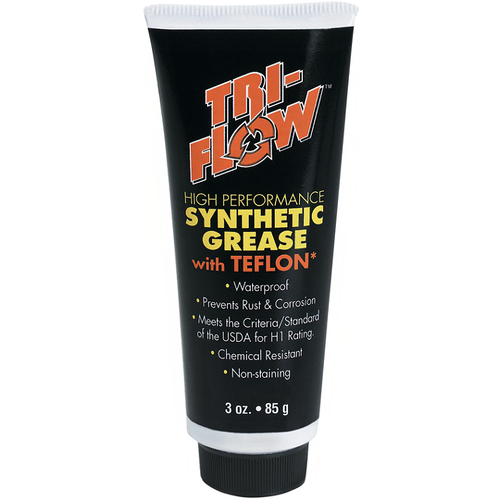 Tri-Flow TF23004 3oz Synthetic Grease
