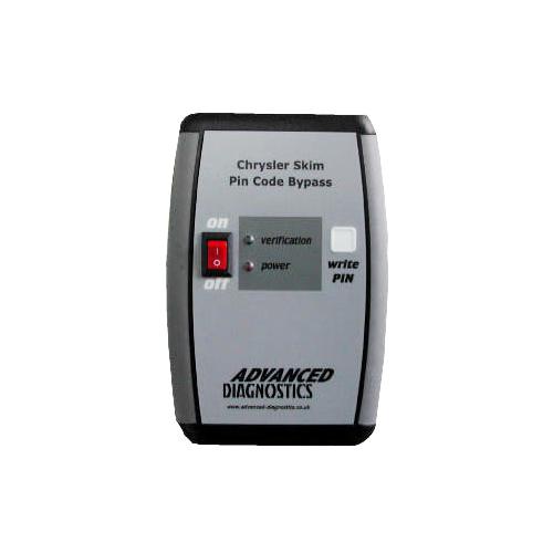 Advanced Diagnostics AD-38 Chrysler/jeep/dodge Pin Code Bypass