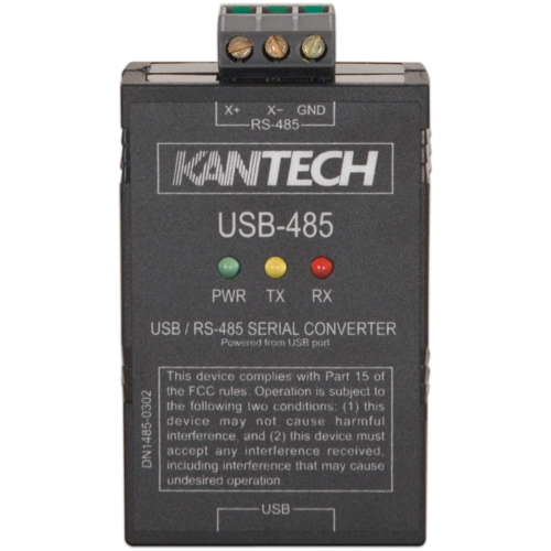 Kantech USB-485 Communication Interface Usb To Rs-485
