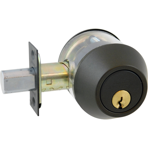 Arrow Lock DBX62-613-CS-KA4 Adj Deadbolt Double Cyl Grade2 Sch C