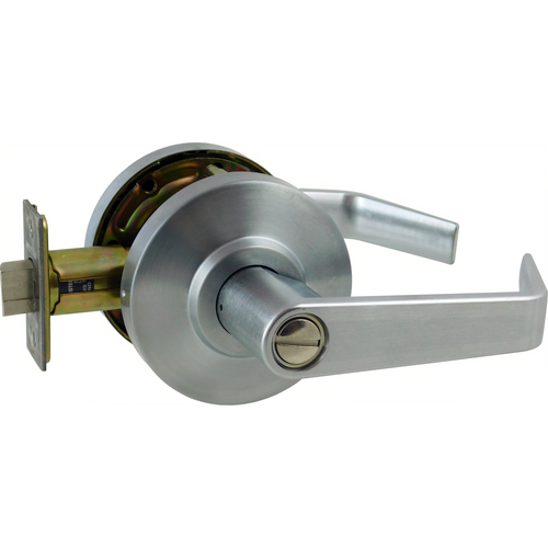Dexter C2000-PRIV-R-626 Privacy Grade 2 Regular Lever Non Clutching Cylindrical Lock with 2-3/4
