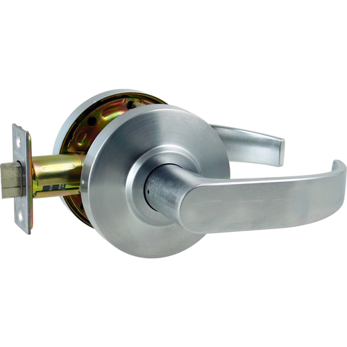 Dexter C2000-PASS-C-626 Passage Grade 2 Curved Lever Non Clutching Cylindrical Lock with 2-3/4