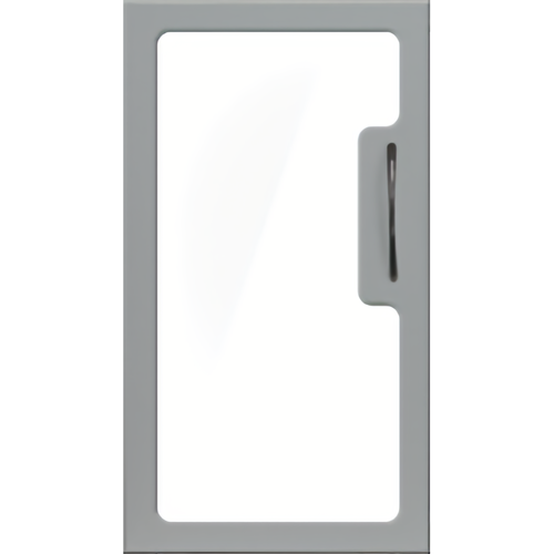 CIC O-13-002 Polycarbonate Door Cqrit25
