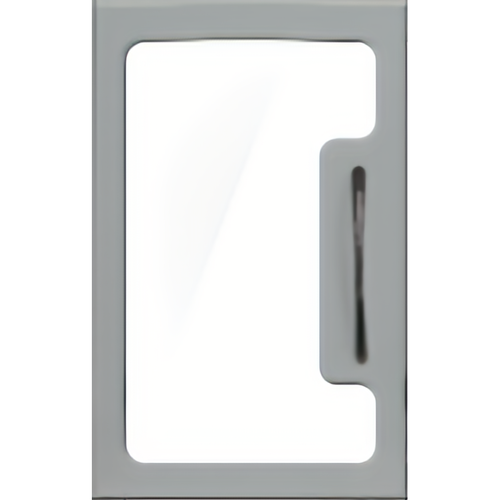 CIC O-13-001 Polycarbonate Door Cqrit12