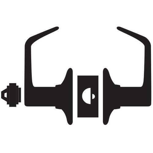Schlage AL80LD SAT 612 Lock Cylindrical Lock