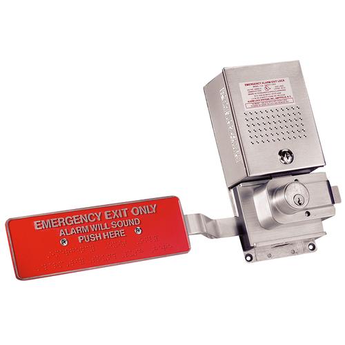 Alarm Lock 11A Exit Alarms