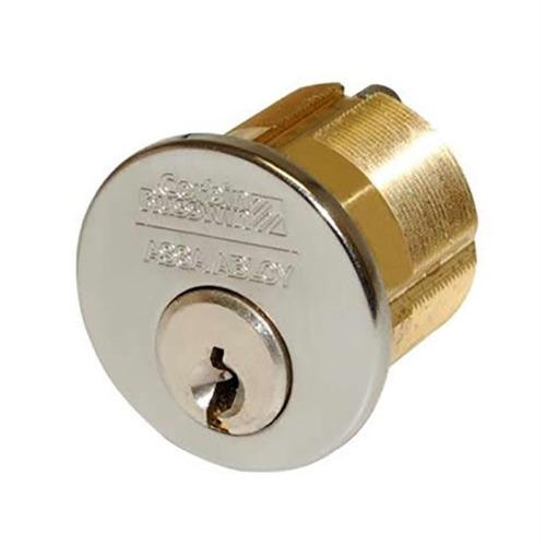Corbin Russwin 1000-114-A03-6-L4 613 Mortise Cylinder