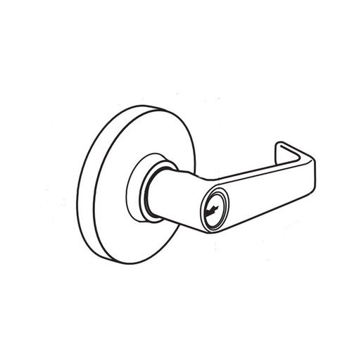 Arrow Lock QL17SB 26D Cylindrical Lock