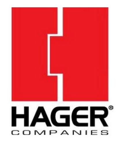 Hager 33E312154 3-1/2