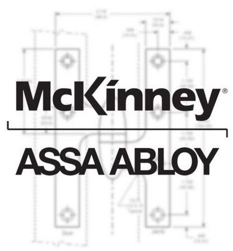 McKinney T4A378641226DQC12 4-1/2