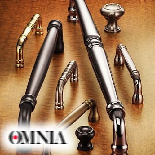 Omnia 12S/00B.PR32D Stainless 12 Lever with Square Rose Privacy 2-3/8