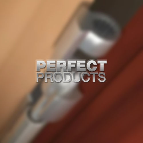 Perfect Products 01238 Residential Doorsaver III Black Finish