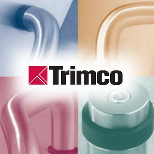 Trimco 3815L626630 Long UL Automatic Flush Bolt for Wood Doors Satin Chrome by Satin Stainless Steel Finish