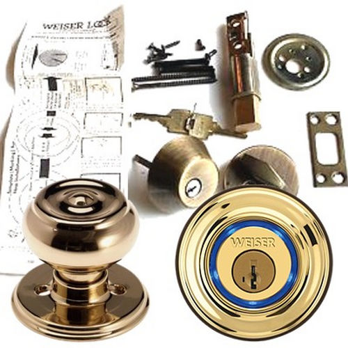 Weiser Lock GA331HT5V1 Wei Ga 331 Huntington Us5 6ls1r1 Priv V1